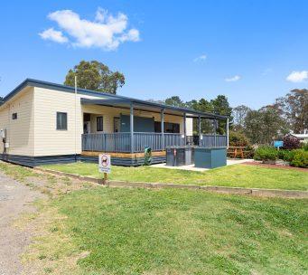 Home Page - Goulburn South Caravan Park
